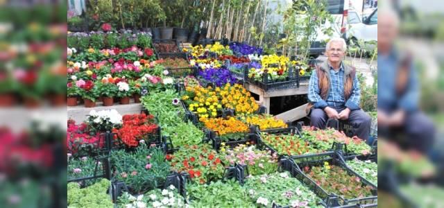 İlkbaharla Birlikte Tezgahlar Renklendi