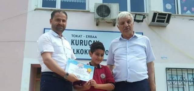 AGD'nin yarışmasında dereceye girenlere ödülleri verildi