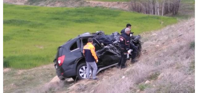Erbaalı esnaf Sivas'taki kazada hayatını kaybetti