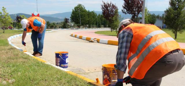 Erbaa Belediyesi Yaprak Festivali'nin hazırlıklarını tamamladı