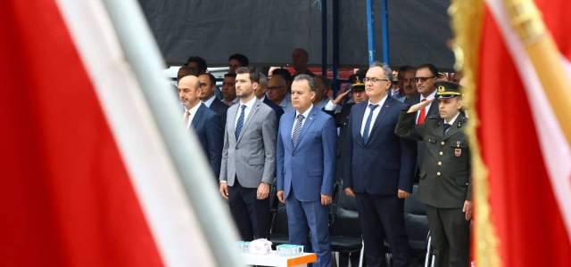 Erbaa'da 30 Ağustos coşkusu