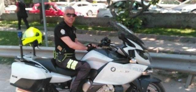 Kaza yapan motosikletli polis memuru şehit oldu