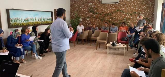 Erbaa'da öğretmenlere eğitim