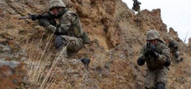 Tokat'ta terör operasyonu