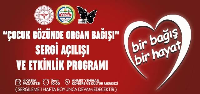 Başkan Karagöl'den organ bağışı programına davet