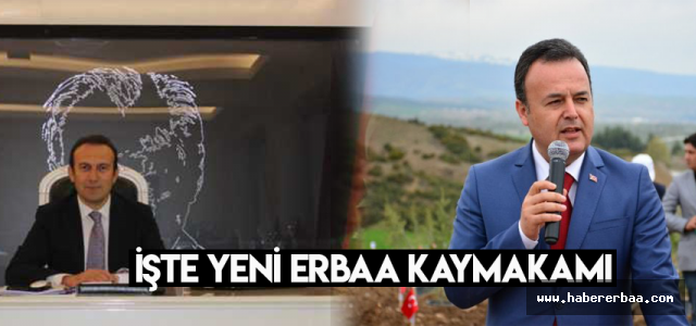 Kaymakam Karacan Ordu'ya atandı işte yeni Erbaa Kaymakamı