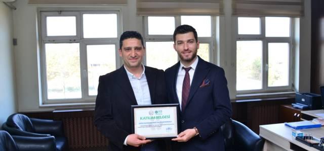 Başkan Karagöl'den Erbaa'da en çok atık toplayan okula ödül