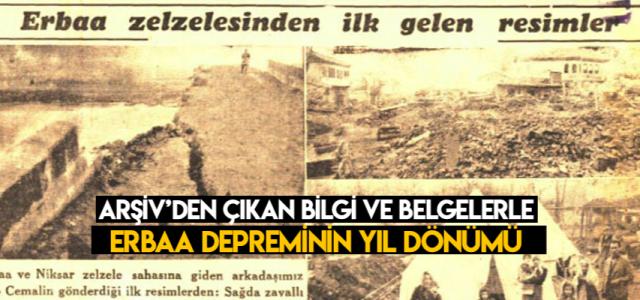 1942 Depreminin yıl dönümü