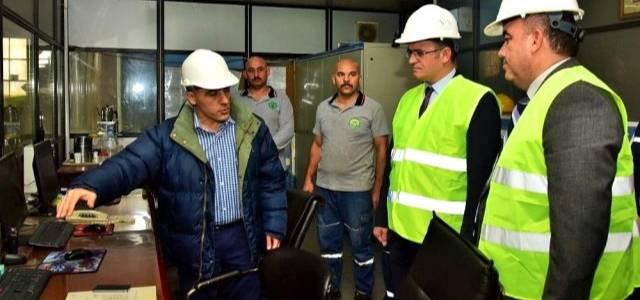 """Tokat Valisi Balcı; """"Turhal Şeker Fabrikası Türkiye'nin Gözbebeğidir"""""""