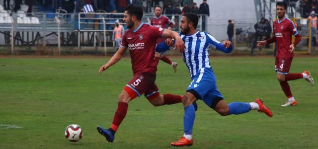 Erbaaspor Ofspor ile 1-1 berabere kaldı