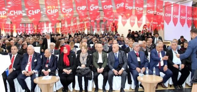 CHP kongresinde basına sansür!