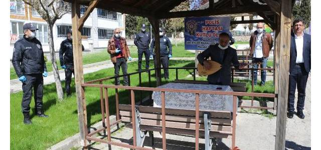 Polisin kızamadığı asılsız ihbar! Tokat'ta polisler sürpriz yaşadı