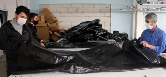 Tokat'tan Avrupa'ya 1 milyon ceset torbası