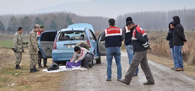İçinde 53 kilo eroinle terk edilen araçla ilgili 4 yıl sonra 4 kişi yakalandı