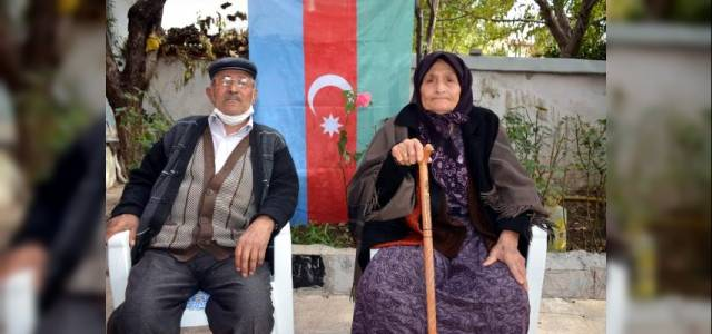 Tokat'taki Karabağlıların Azerbaycan zaferi mutluluğu