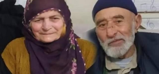 Yaşlı çift aynı gün koronavirüs sebebiyle hayatını kaybetti