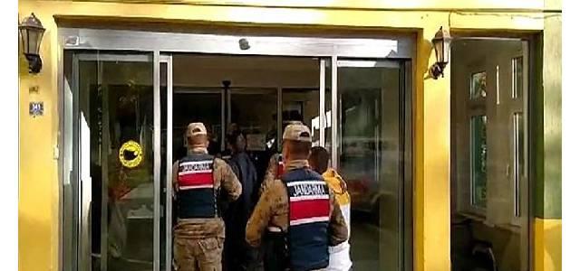 Tokat merkez ve 3 ilçedeki 'hırsızlık' operasyonunda 3 tutuklama