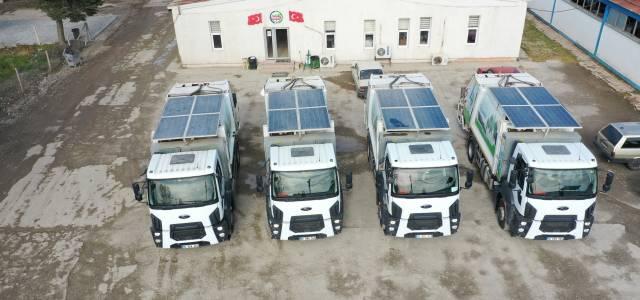 Hibrit çöp kamyonları hem çevreyi koruyor hem de tasarruf sağlıyor