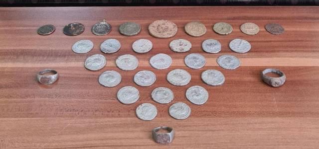 Tokat'ta tarihi eser kaçakçılığı operasyonu: 6 gözaltı