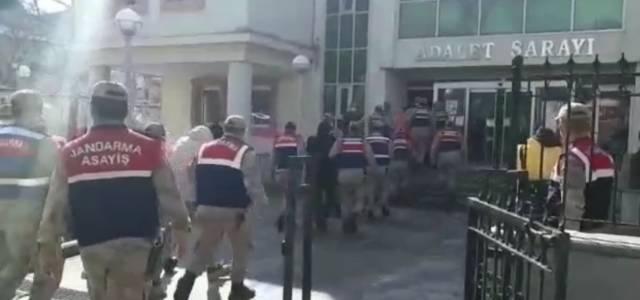 Erbaa ve Niksar'da uyuşturucu satan 44 kişi yakalandı
