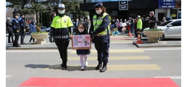 Tokat'ta kırmızı çizgi etkinliği