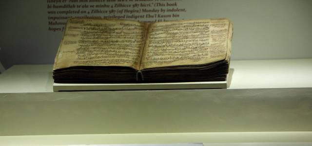Danışmendli dönemi el yazması Kuran, ilgi çekiyor