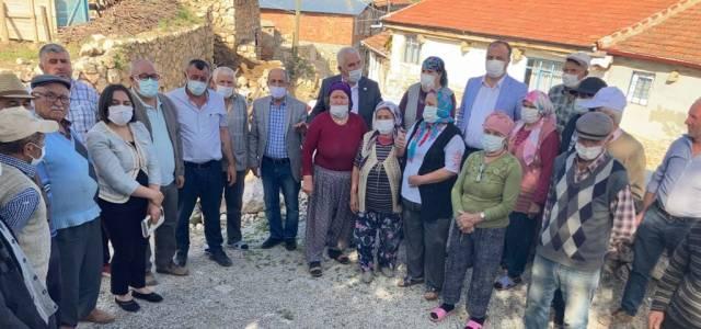 CHP'Lİ Kurtgöz: İnsanlarımız artık yaşanılanları sorguluyor ve herşeyin farkındalar