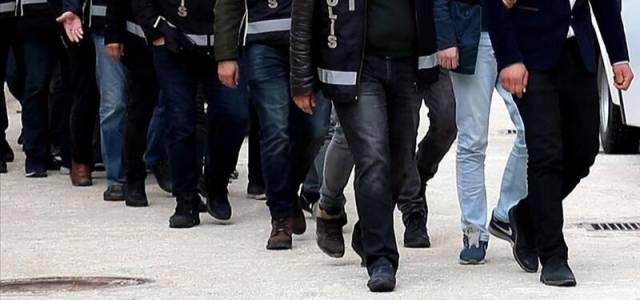 Tokat merkezli FETÖ operasyonunda 6 gözaltı