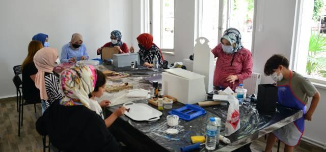 Bilim Kültür ve Sanat Merkezinde kurslar başladı