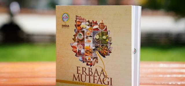 Erbaa'nın yöresel yemekleri kitapta toplandı