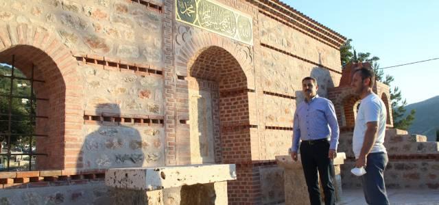 Tokat'ta musalla ve namazgâh kültürü yeniden canlanıyor