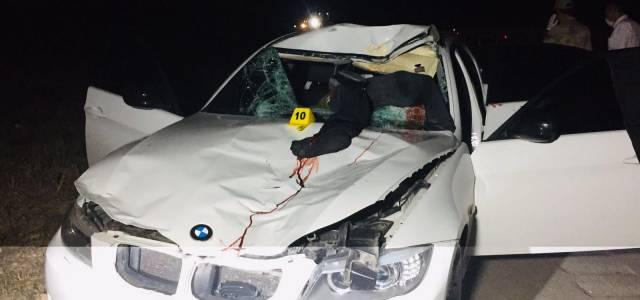 Erbaa'da feci kaza 1 ölü