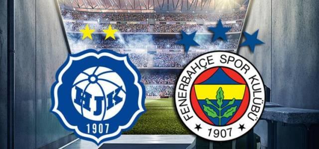 FB maçı saat kaçta hangi kanalda? Helsinki-Fenerbahçe maçı bu akşam saat kaçta hangi kanalda? Muhtemel 11'ler...