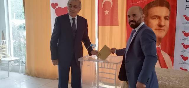 Türkiye Değişim Partisi Tokat İl Başkanlığı 1. Olağan İl Kongresi yapıldı