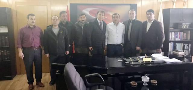 Almus Belediyesinde toplu iş sözleşmesi imzalandı