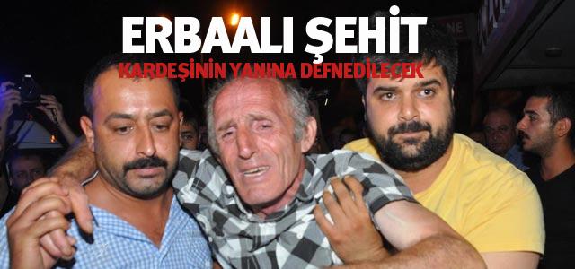 Antalyalı Şehidin Babası İkinci Kez Evlat Acısıyla Sarsıldı