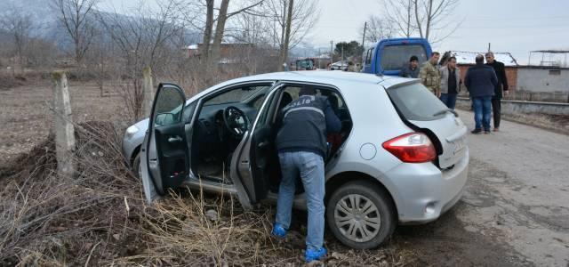 Çorum'da Polisten Kaçan 4 Kişi Erbaa'da Yakalandı