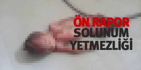 Erbaa Devlet Hastanesinde Bebek Ölümü İddiası
