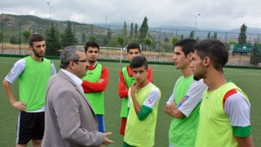 Mülteci Çocukların Spor Aşkı