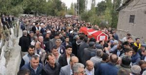 Şehit Uzman Onbaşı Sefa Fındık, Tokat'ta son yolculuğuna uğurlandı