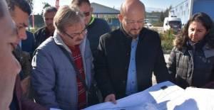 Başkan Özcan: Entegre su projesinde ihale sürecini tamamladık
