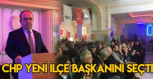 CHP Erbaa ilçe kongresini yaptı