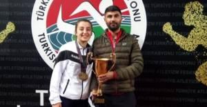 Yaren Türkiye rekorunun yeni ismi