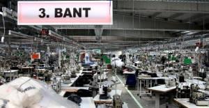 Tekstil fabrikasından çalışanlarına...