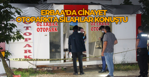 Erbaa'da otoparkta silahlı kavga: 1 ölü, 1 yaralı