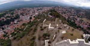 Tarihi Niksar Kalesi, ziyaretçilerini bekliyor