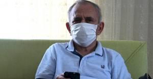 Erbaa'da 71 yaşında koronavirusü yendi. Bakın neler anlattı