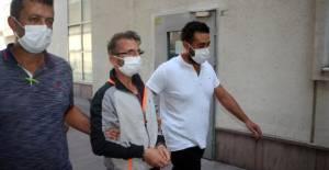 Tapu ve Kadastro Müdürlüğü'nü soymaya çalışan şüpheli tutuklandı