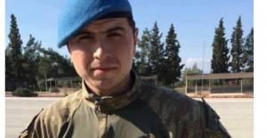 Erbaalı asker Suriye'de hayatını kaybetti