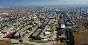 Küçük Sanayi Sitesi#039;nde altyapı,...